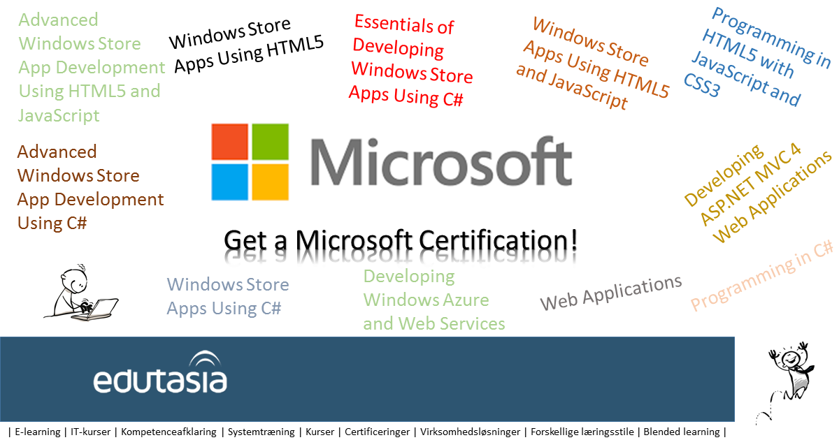 Get An Microsoft Developer Certification